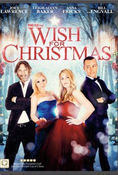 Wish For Christmas dvd cover