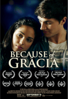 Because of Gracia movie poster