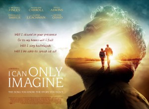 I Can Only Imagine UK Poster