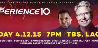 The Experience 10 - Lagos, Nigeria