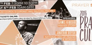 Prayer Culture Conference - Prayer Storm