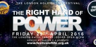 Festival of Life London