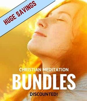 christian meditation discounted bundles