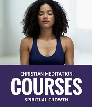 christian meditation courses