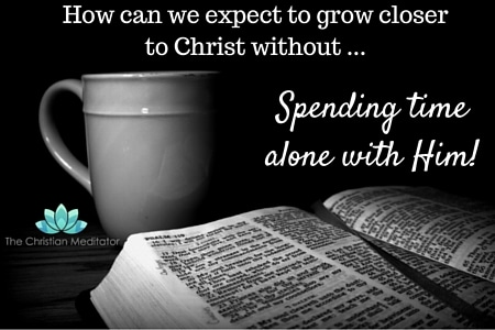 Spending time with God: Power Hour Morning Routine