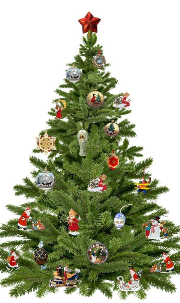 christmas ornaments # 66