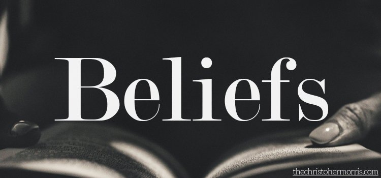 Biblical Beliefs of Christopher Morris and his Christian Blog