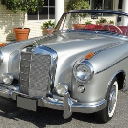 1957 Mercedes Benz Convertable