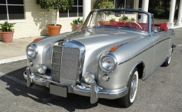 1957 Mercedes Benz Convertable