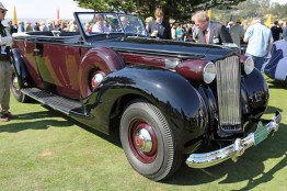 Packard 1608 Twelve Derham Convertible Victoria