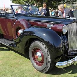 Packard 1608 Twelve Derham Convertible Victoria