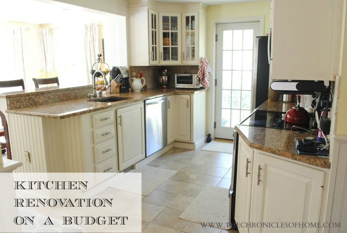 Renovating Your Kitchen Budget