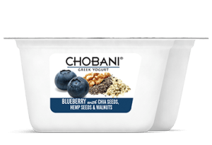 Chobani Blueberry Power