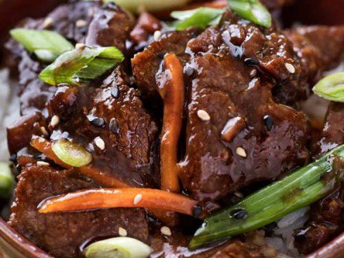 5+ Beef Recipes