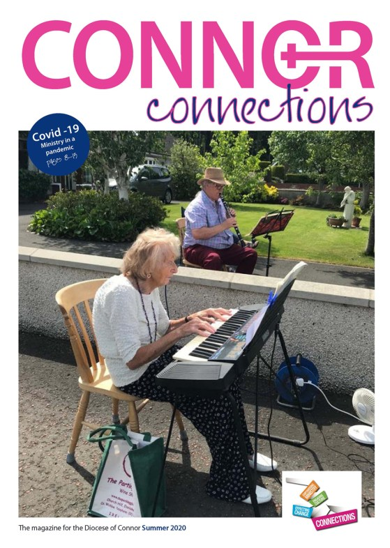 Download summer issue of Connor Connections now!