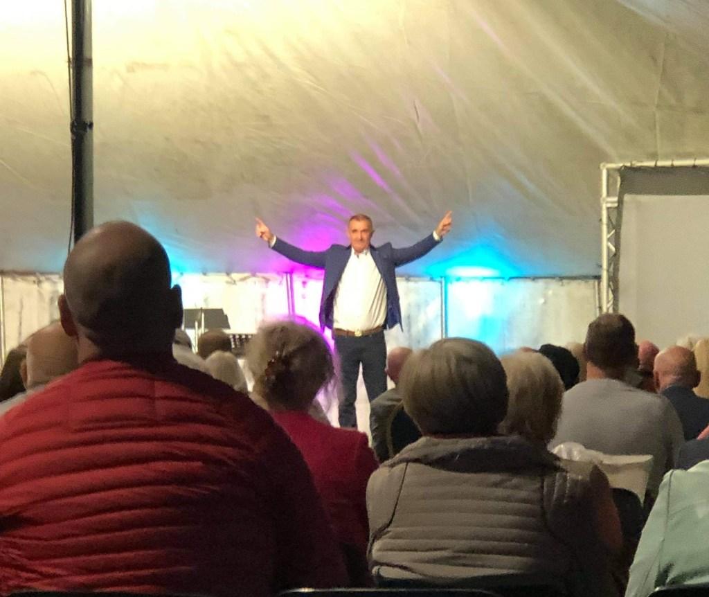'Miracle Man' Richard Bell tells how God saved his life