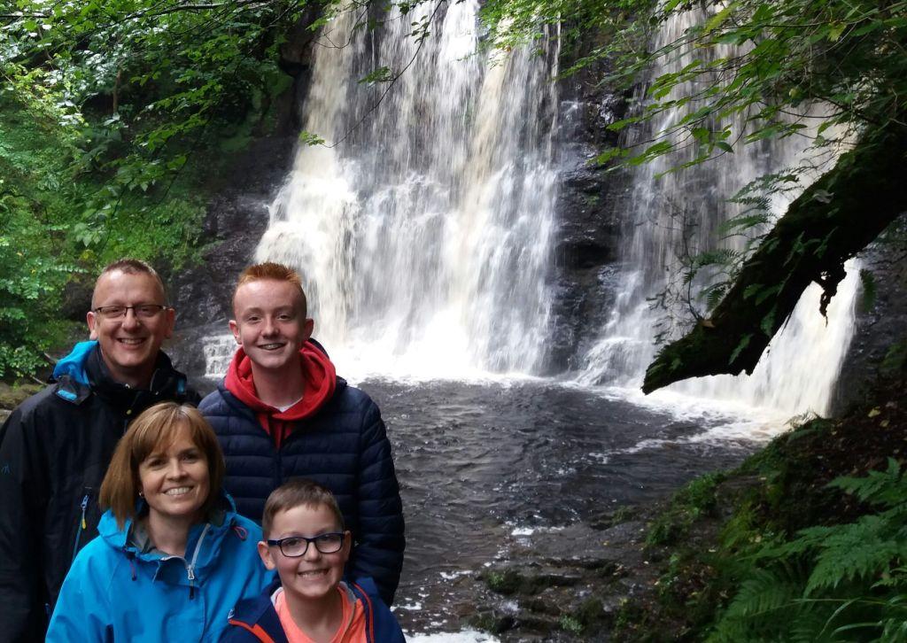 McCaw Family (BCM) send Christmas greetings – December 2020