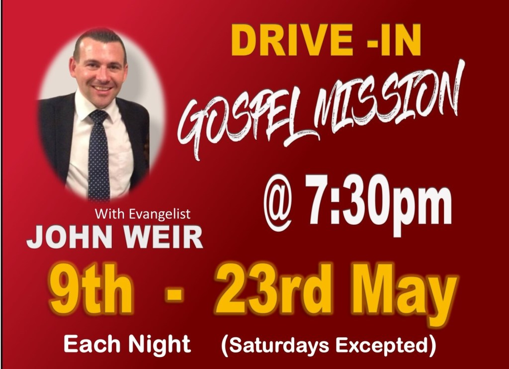 Drive-In Gospel Mission in Lisburn