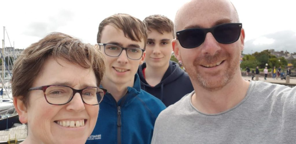 Morrow family 'called' to Portstewart Presbyterian Church