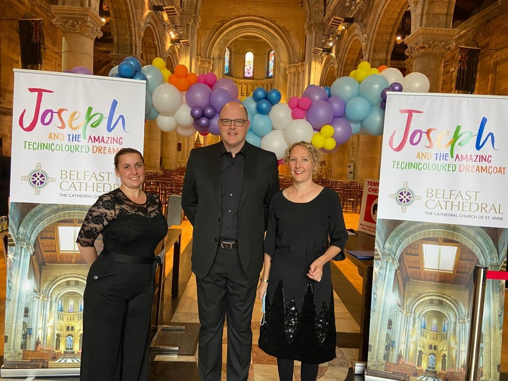 Successful Music Summer School at Belfast Cathedral
