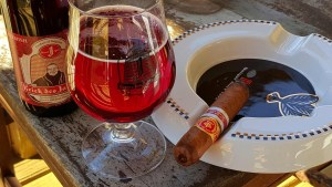 What Drink Do You Prefer With Your Cigar?