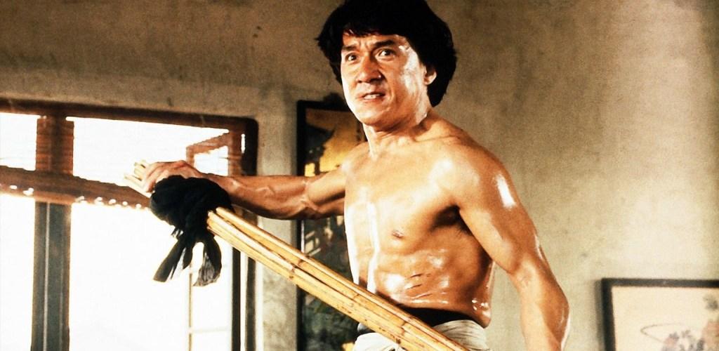 Jackie Chan Movie List
