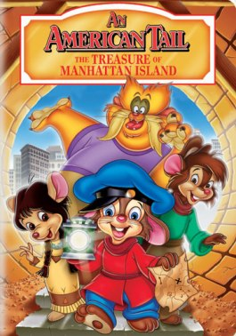 An American Tail 3_Tresure of Manhattan Island_poster