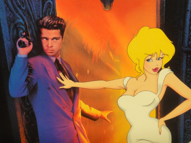 Cool World (1992) | Animated and Degraded