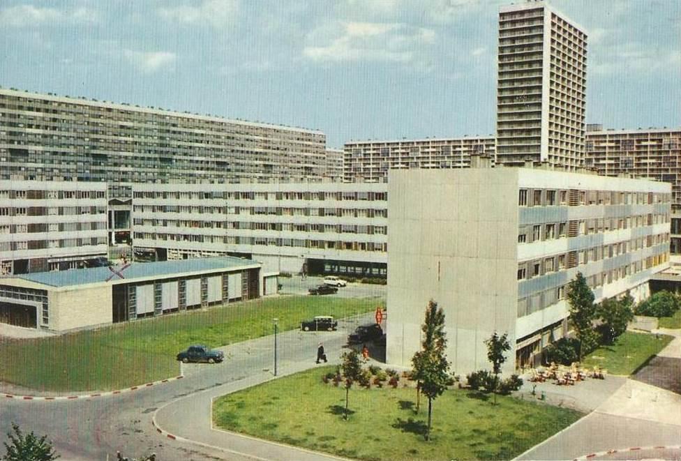 93 Seine Saint Denis La Courneuve To Saint Ouen The