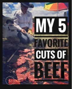 My Favorite Cuts Of Beef