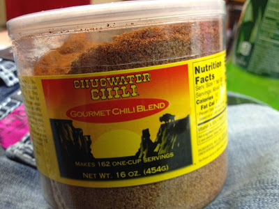 Circle L's Chuck Wagon~Chugwater Chili