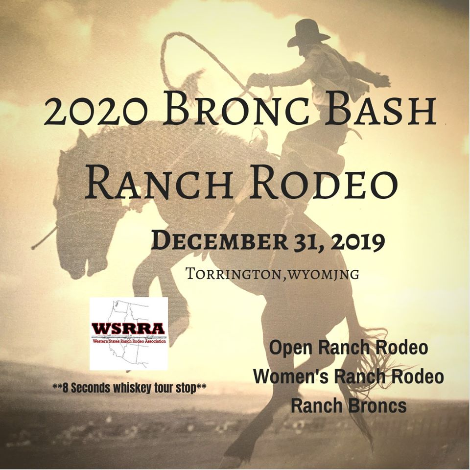 2019 Ranch Rodeo/Bronc Bash