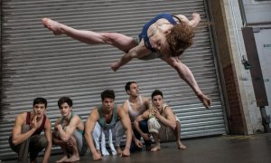 Barely Methodical Troupe IMAGE: Hugo Glendinning