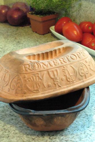 Kitchen Clay Pots