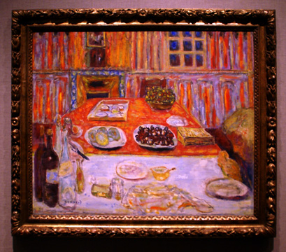 ArtMuseums Pierre Bonnard The Late Still Lifes And