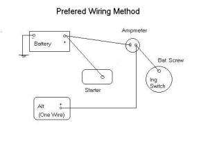 alternator wiring help please  The CJ2A Page Forums  Page 1