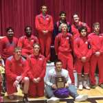 Clackamas Cougars wrestling conquers West Region again