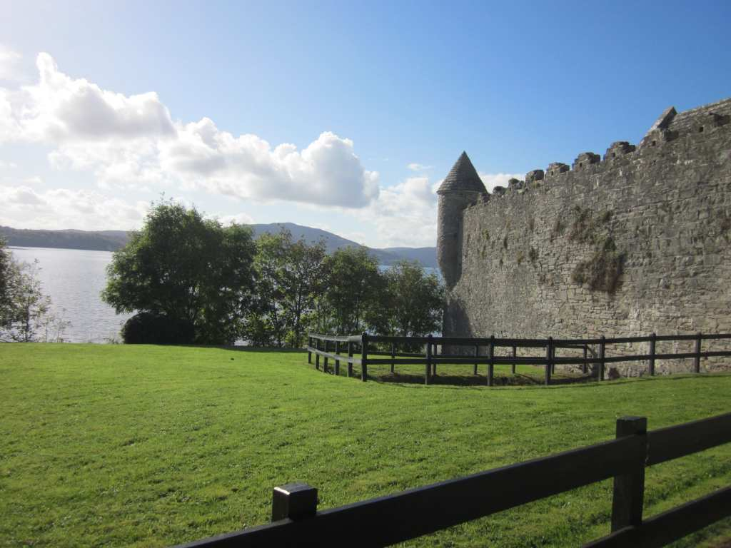 The CCC trip will also include a visit to Parke's Castle in Leitrim, Ireland.