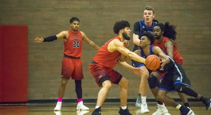 CCC men's basketball breaks four-game losing streak