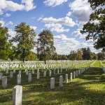 Writer finds family at Arlington