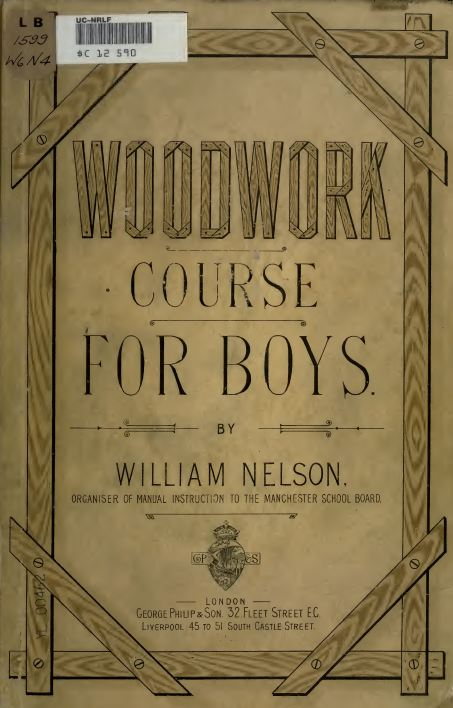 Vintage Wood & WoodWorking Books, Carpentry, Wood ...