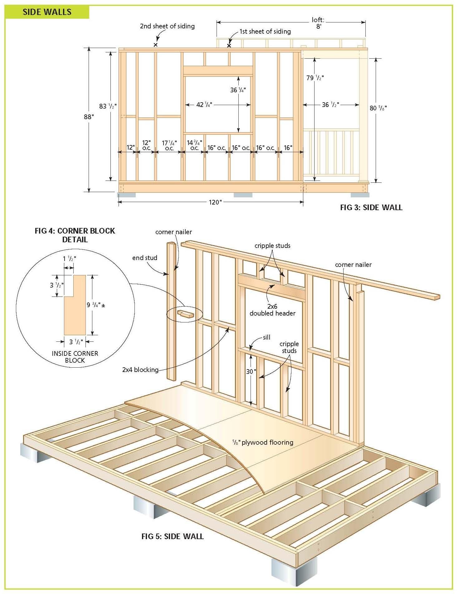 Free Timber Frame Blueprints