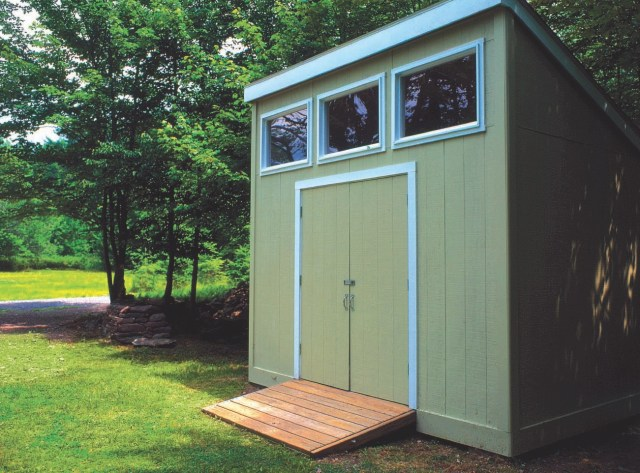 Free Simple Shed Plans - Free step by step shed plans