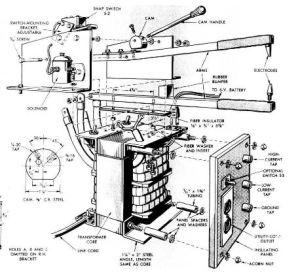 How to Build a Spot Welder, Workshop Tool Plans, IMMEDIATE