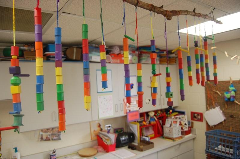 Wall Decoration Ideas For Kindergarten