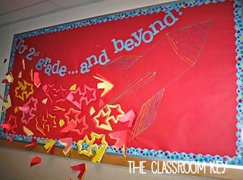 Bulletin Boards 101: Go Outside of the Lines
