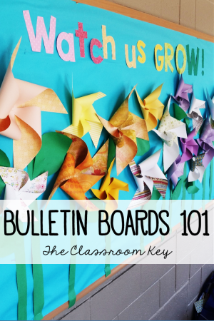 Bulletin Boards 101: Design tips to take your classroom decor to the next level