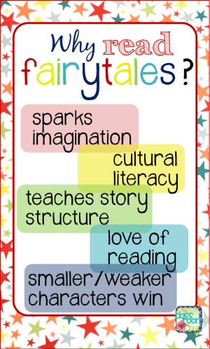 Why read fairytales? Reasons for studying the fairytale genre in the elementary classroom