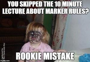 teacher humor, rookie mistake! #teacherproblems