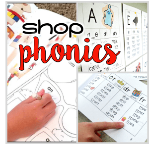 posters, mini word list books, centers, word sorts, and more!